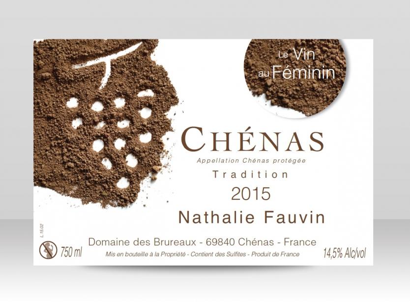 Bouteille Cuvée Tradition 2015