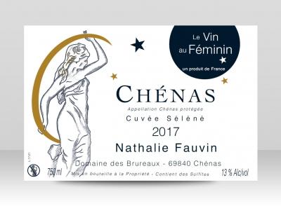 Bouteille Cuvée Séléné 2017
